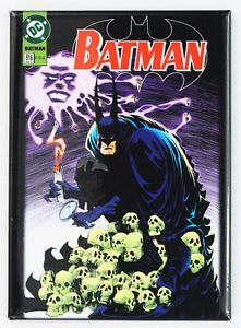 "DC Comics Batman Vol. 516 ""Nightmares"" Photo Magnet"