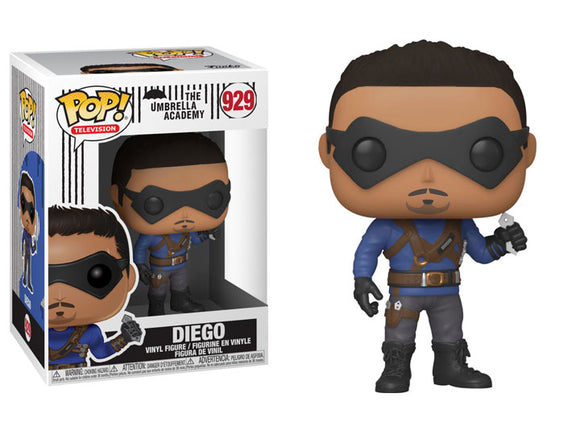 The Umbrella Academy Diego Hargreeves Funko Pop! Vinyl Figure