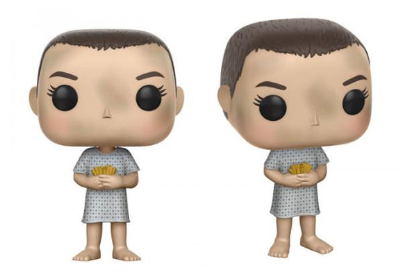Stranger Things Eleven Funko Pop! Vinyl Figure