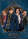 Fantastic Beasts Cast Photo Magnet