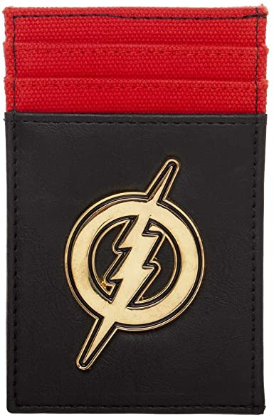The Flash Front Pocket Card Holder