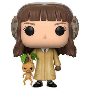 Funko Pop! Vinyl Figure - Harry Potter - Hermione with Mandrake