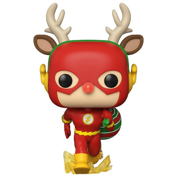 Funko Pop! Vinyl Figure - D.C. - Holiday Flash