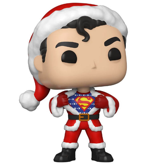 Funko Pop! Vinyl Figure - D.C. - Holiday Superman