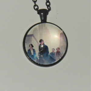 Fantastic Beasts and Where to Find Them Cabochon
