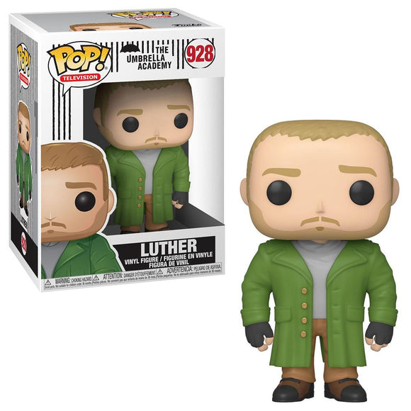 The Umbrella Academy Luther Hargreeves Funko Pop! Vinyl Figure