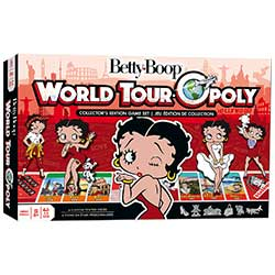 Betty Boop World Tour-Opoly
