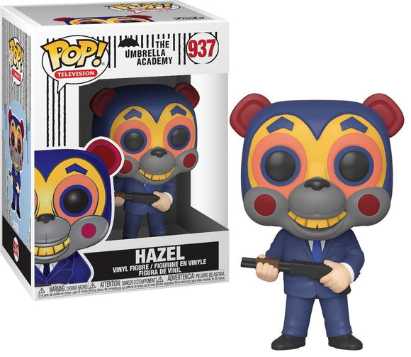 The Umbrella Academy Hazel Funko Pop! Vinyl Figure