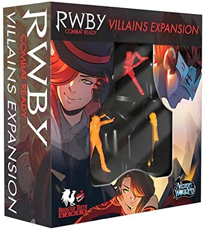 RWBY: Combat Ready Heroes & Villains Expansion Pack
