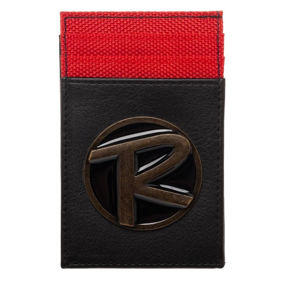 Robin Front Pocket Card Holder