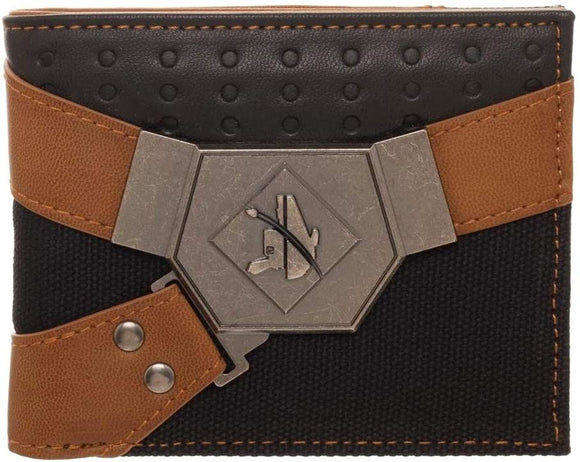 Star Wars: Han Solo Holster Bifold Wallet