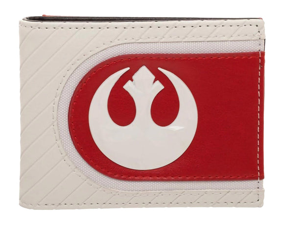 Star Wars: The Last Jedi Rebel Logo Bifold Wallet