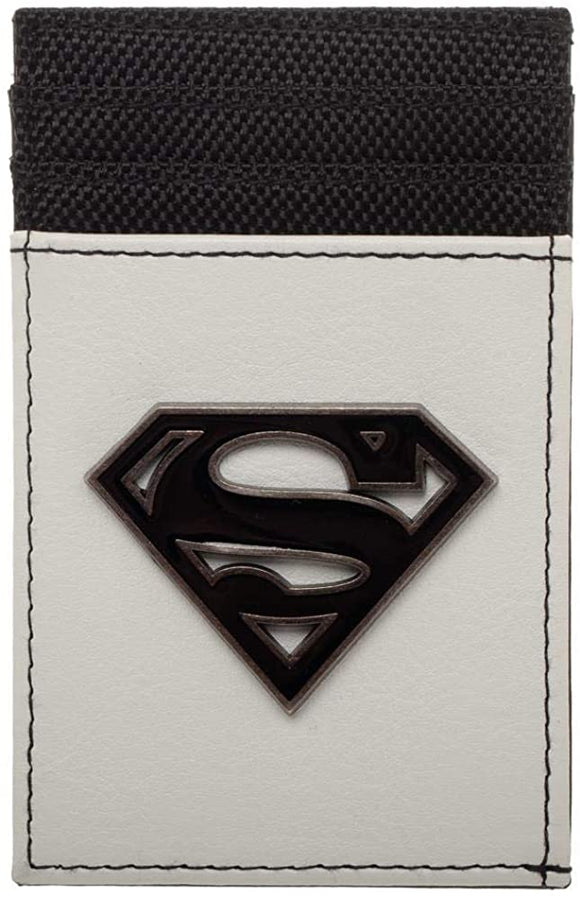 Superman Front Pocket Card Holder