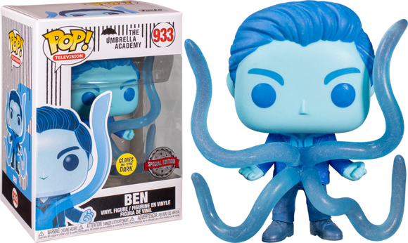 The Umbrella Academy Ben Hargreeves Funko Pop! Vinyl Figure