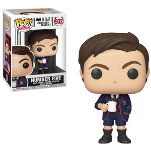 The Umbrella Academy Number Five Funko Pop! Vinyl Figure