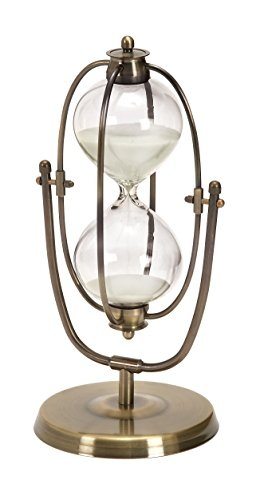 Nautical Steampunk Style Hourglass