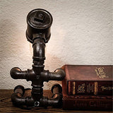 Baby Steampunk Table Lamp