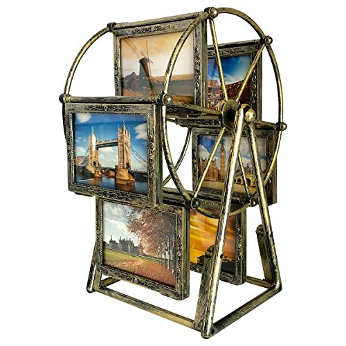 Rotating Ferris Wheel Picture Frame