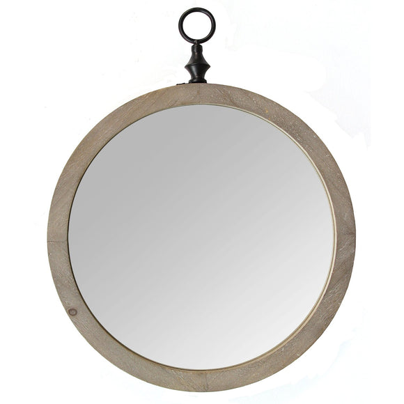 Pocket Watch Style Mirror