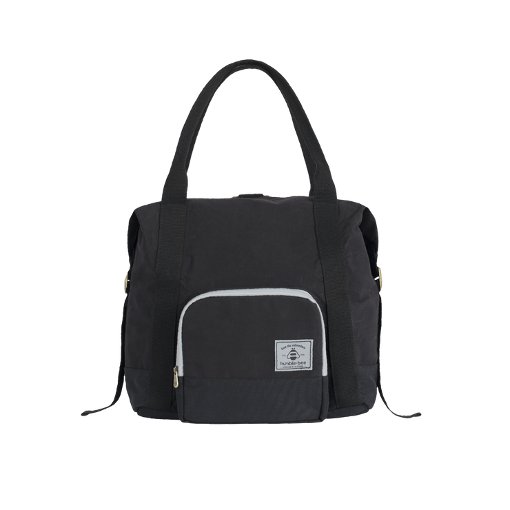 All Heart Diaper Bag - Onyx