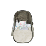 Free Spirit Diaper Backpack - Olive Dusk