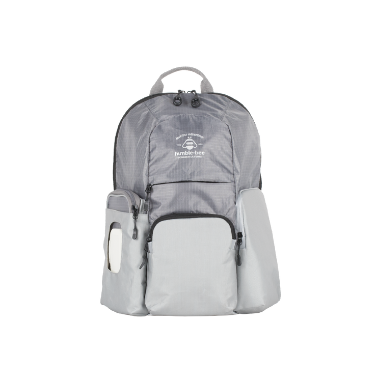 Free Spirit Diaper Backpack - Pebble