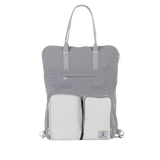 Blooming Love Diaper Backpack - Pebble