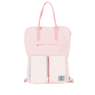 Blooming Love Diaper Backpack - Pearl