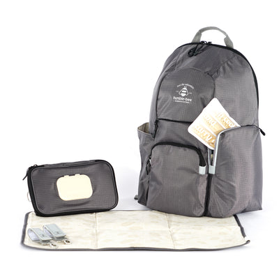 Free Spirit Diaper Bag with $40 Accessory Bundle Included