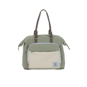 Boundless Charm Diaper Bag - Olive Dusk