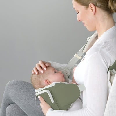 NEW!!! Classic Nurse-sling with Carrying Bag - Olive