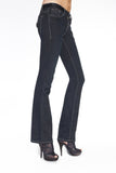JOELLE BOOTCUT IN BLUR - Anoname women jeans denim