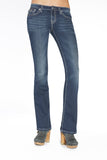 JOELLE BOOTCUT IN PASSION - Anoname women jeans denim