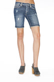 HEIDI BERMUDA SHORTS IN REFRESH - Anoname women jeans denim