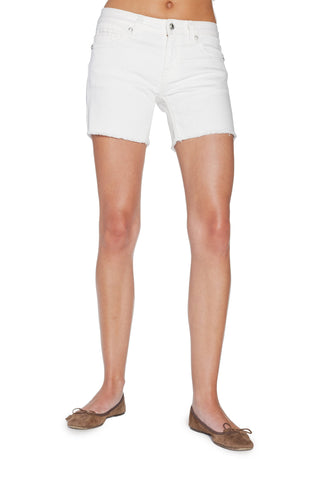 DAISY SHORTS IN WHITE - Anoname women jeans denim