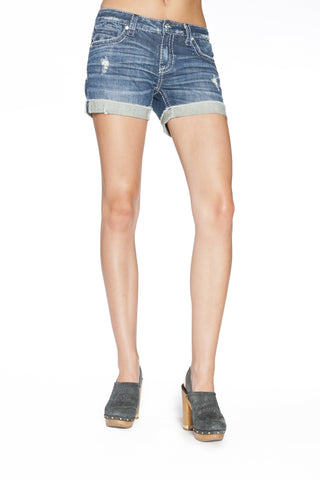 DAISY SHORTS IN REFRESH - Anoname women jeans denim