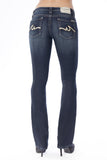 KARINA CURVY IN BIAS - Anoname women jeans denim