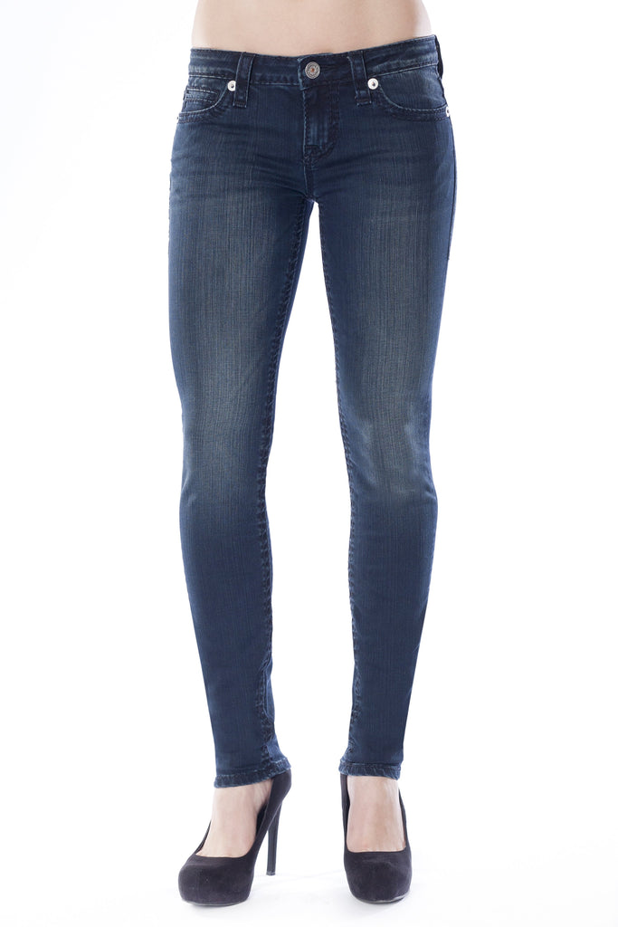 GISELLE SLIM CURVY IN PASSION - Anoname women jeans denim