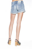ZOE SHORTS IN TRUE BLUE - Anoname women jeans denim