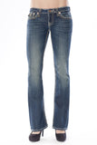 JOELLE BOOTCUT IN DUSTY - Anoname women jeans denim
