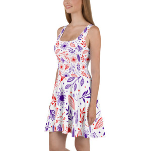 Freedom of nature Skater Dress