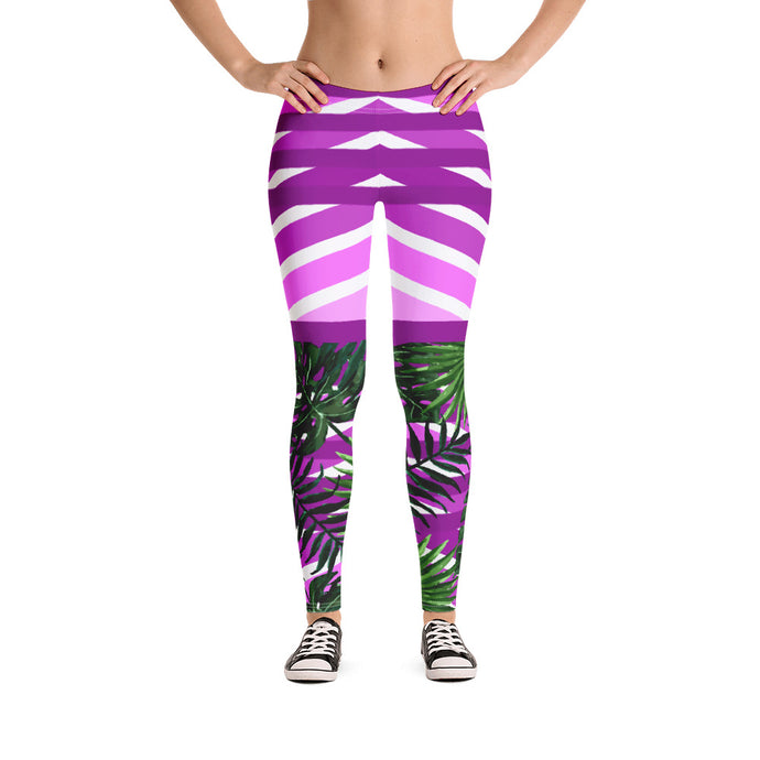 Sporty Jane Print Leggings