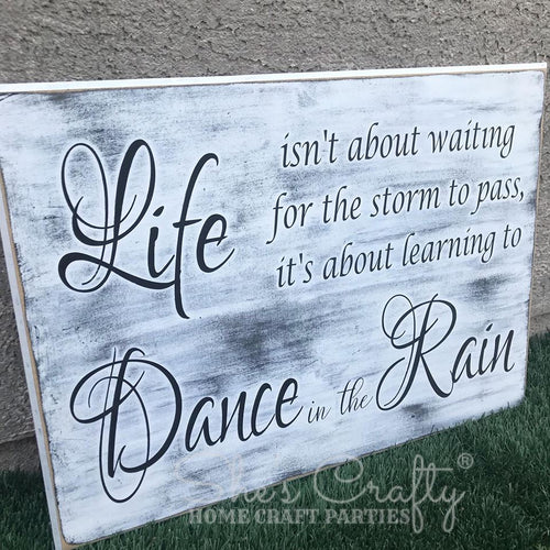 Dance in the Rain Kit