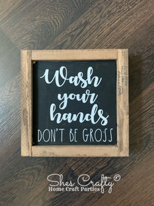 Wash Your Hands Kit