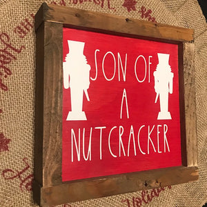 Son of a Nutcracker Sign