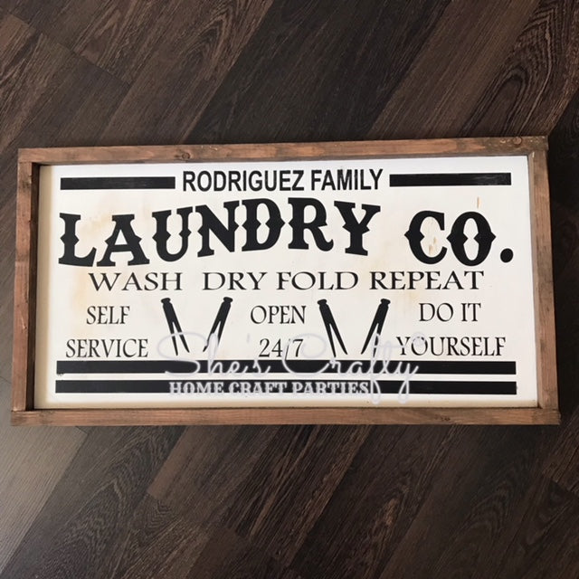 Family Laundry Co. Kit