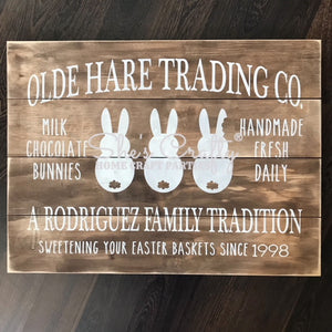 Olde Hare Trading Co.