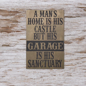 A Man's Home is his Castle Kit
