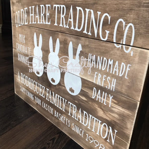 Olde Hare Trading Co. Kit