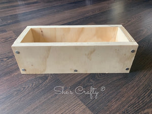 Planter Box Table Top Kit